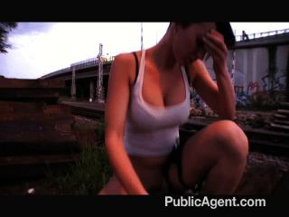 Publicagent Big Dick Riding Volume One