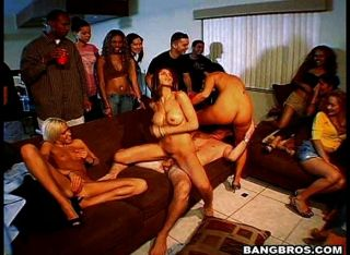 Fucking Party Orgy