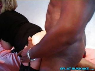 Blonde Milf Overdoses On Cock