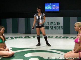 Ultimate Lesbian Wrestling 7