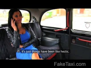 Faketaxi - Sex Starved Woman