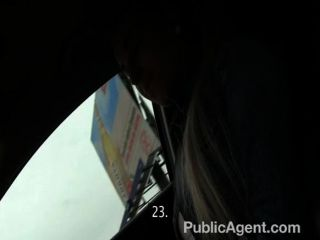 Publicagent - Sexy Blonde Has Sex