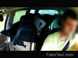 Faketaxi - Jaded Girlfriend Fucks Taxi Man