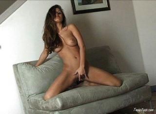 Andie Valentino Masturbating