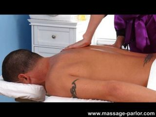 Kassius Kay Gives A Deep-throat Massage