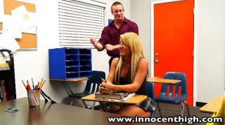 Holly Taylor Takes A Dicking In Detention