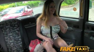 Faketaxi Hungarian With Hot Body And Tits