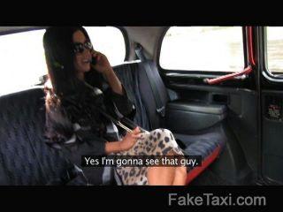 Faketaxi - Super Hot Backseat Fucking