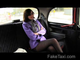 Faketaxi - Horny Daddies Girl Loves The Cock