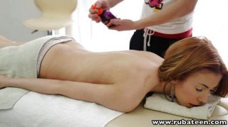 Fantasies Of A Horny Masseuse