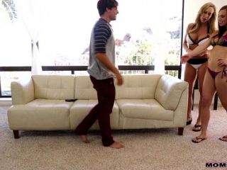 Moms Teach Sex - Mom Seduces Her Stepson