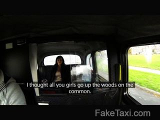 Faketaxi - Huge Big Tits On Sexy Young Escort