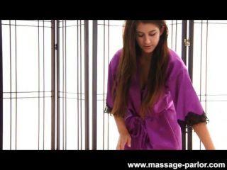 Karina White Gives A Sexy Massage