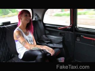 Faketaxi - Rock Chick Gets Real Dirty