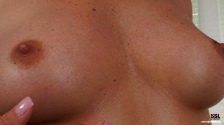 Sandra Shine In Extreme Closeups Huge Dildo