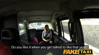 Faketaxi - Blonde Gets Fucked On Taxi Bonnet
