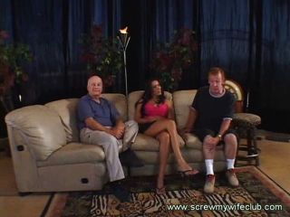Hot Swinger Wife Screwed
