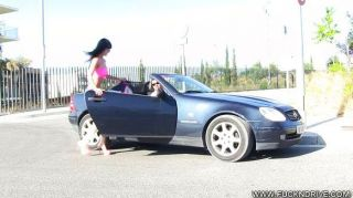 Hot Hitchhiker Pick-up And Fucked