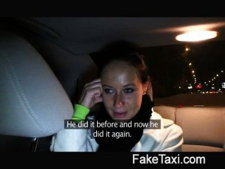 Faketaxi - Enza Fucks Me On Camera
