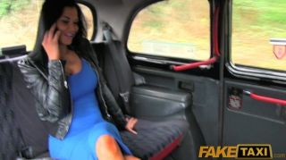 Faketaxi - Brunette With Big Tits Fucked Hard