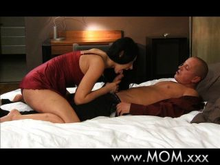 All Natural Milf Seducing Her Boytoy