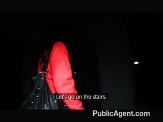 Publicagent - Jessie Gets Her Pussy Fucked
