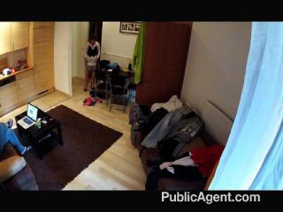 Publicagent - Homemade Video In A Hotel Room