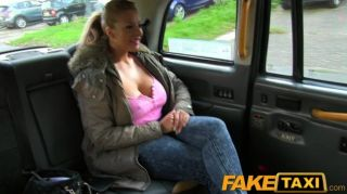 Faketaxi Big Tits Big Arse Big Fun