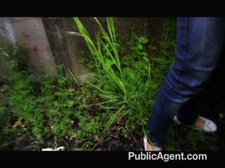 Publicagent - Outdoor Blowjob And Fucking