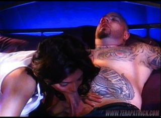 Tera Patrick Has Sex With Tatooed Man