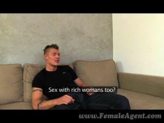 Femaleagent - Milf Agent Loves Strippers Cock