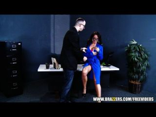 Capri Cavalli Is Fucked At An Office Party