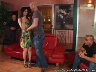 Latina Swinger Milf Nailed