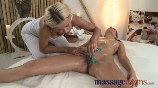 Massage Rooms - Lesbian Models