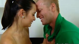 Lora Is A Young Virgin Who Has First Sex