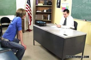 Seducing The Guidance Counselor
