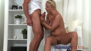 Massage Rooms - Oiled Sluts Suck Fat Cock