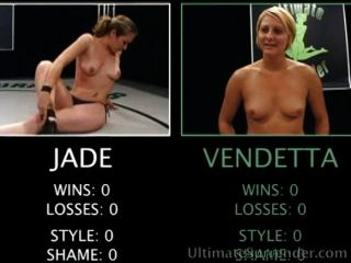 Jade Vs Vendetta Submit Or Be Dominated