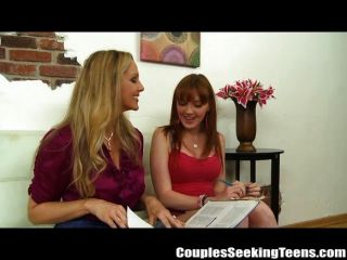 Julia Ann And Marie Mccray Cum Gushing Threesome