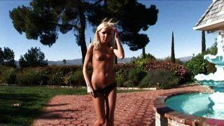 Kacey Jordan Plays Outdoor