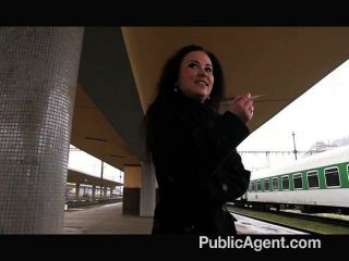 Publicagent - Olivia Sucks And Fucks Me