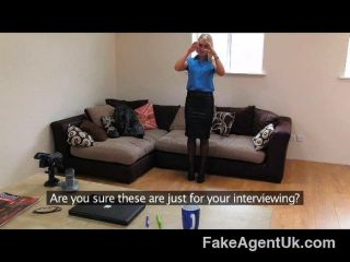 Fakeagentuk - Hot British Chick