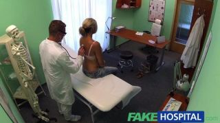 Fakehospital - Doctor Probes Patients Pussy