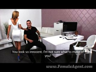 Femaleagent - Stud Disappoints Sexy Agent