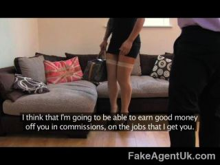 Fakeagentuk - Tight Pussy Causes Issues