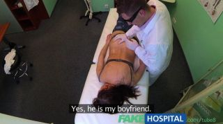 Fakehospital - Doctor Gets Balls Deep