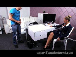 Femaleagent - Arrogant Stud Tested Thoroughly