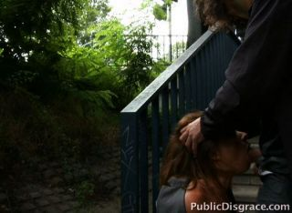Sexy Susi Gets Nailed In Public