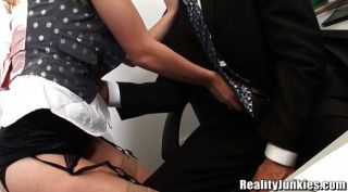 Lexi Belle Is A Tight Slutty Secretary
