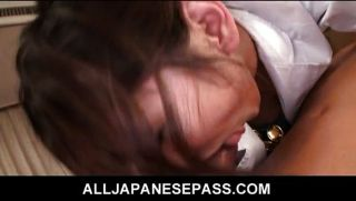 Asami Yoshikawa Gives An Old Man The Pussy